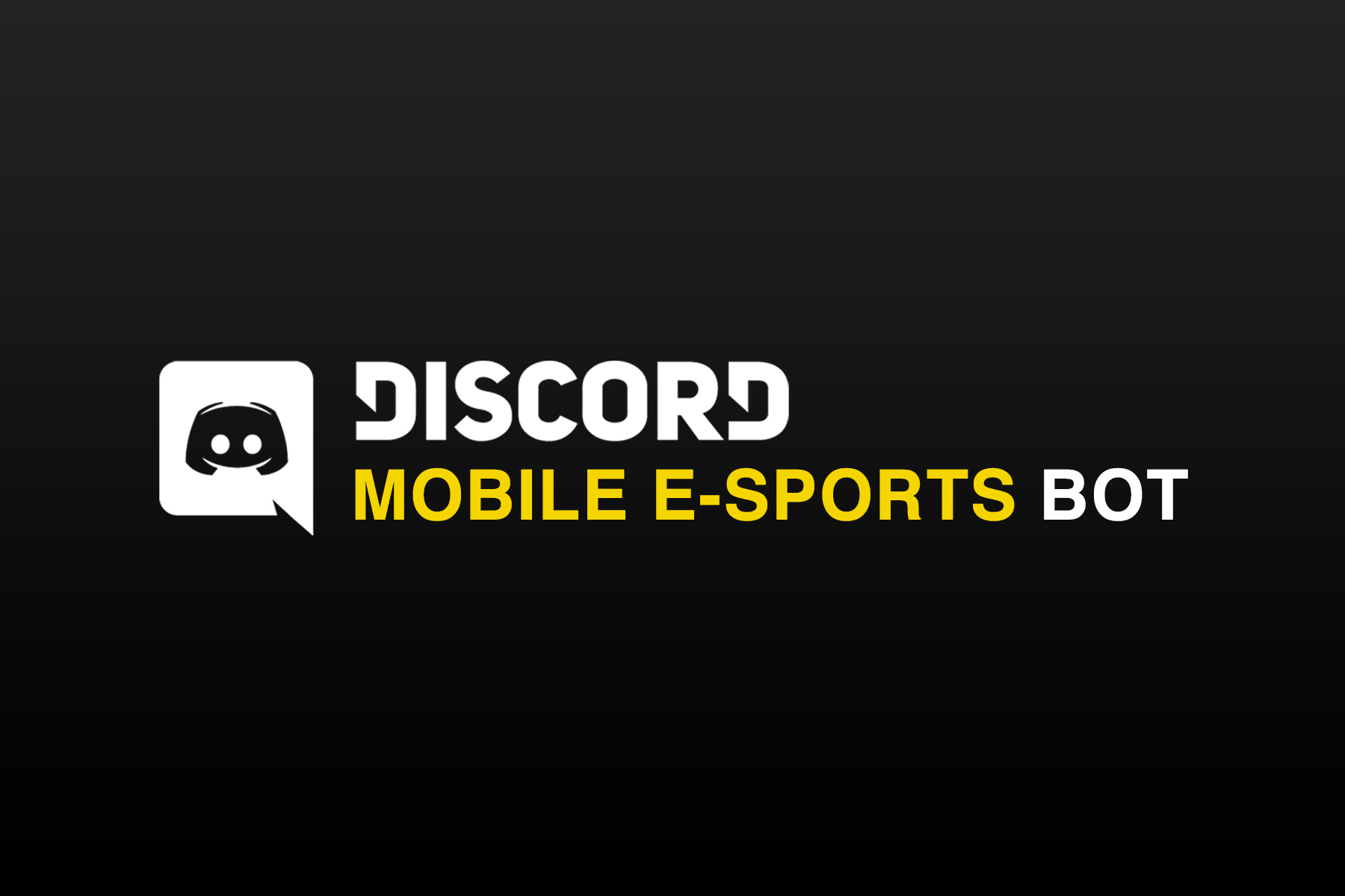 Mobile E Sports Bot A Simpler Way To Manage Your Team Mobile E Sports